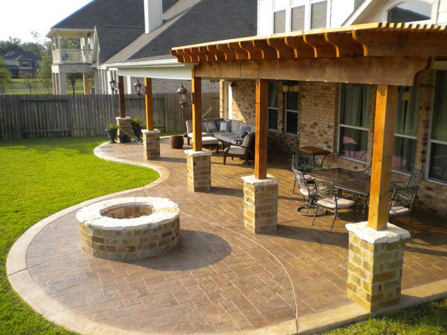 solid patio covers for backyard and swimming pool